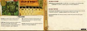 Golem de whisky